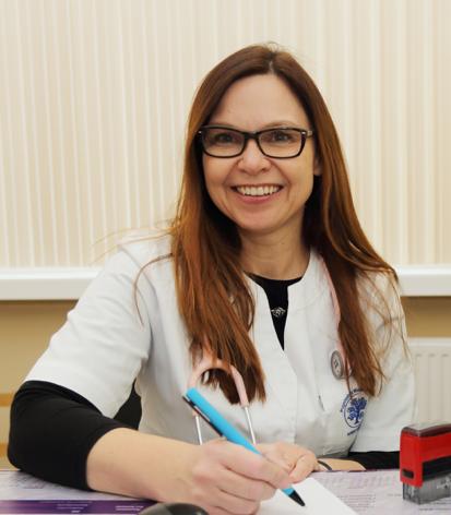 spec.medycyny rodzinnej, spec. pediatrii